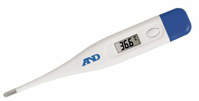 Электронный градусник AND-DT-501