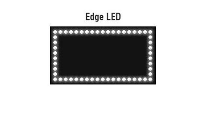 Edge led подсветка